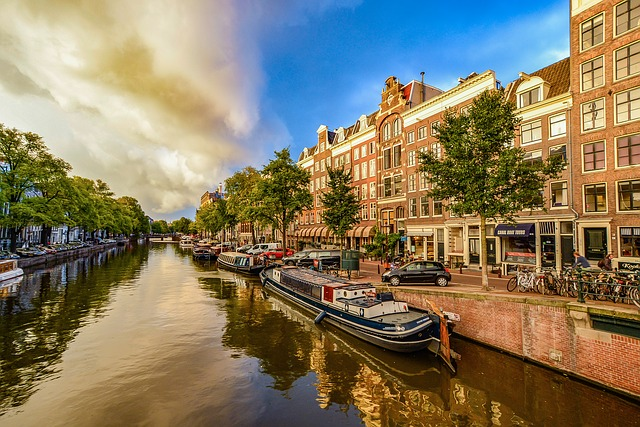 how to plan a trip to holland- Amsterdam Holland city